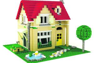 Lego vytlačilo z detských izieb drevené hračky, pretože poskytlo viac hrania, zábavy a rozvíjania zručností a fantázie.