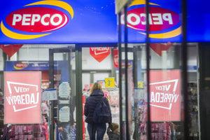Obchod Pepco v Bratislave. (ilustračné foto)