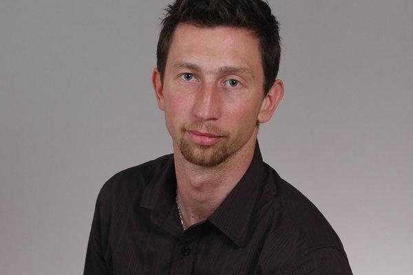 Starosta obce Tuhár Peter Čeman