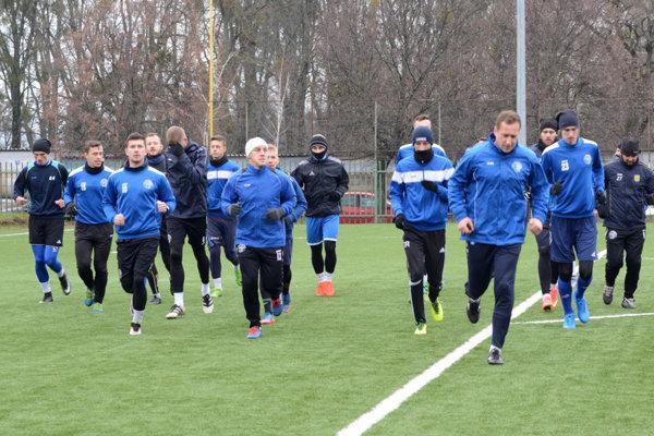 Začala sa zimná príprava. Hráči Lokomotívy chytajú formu na jarnú časť sezóny.