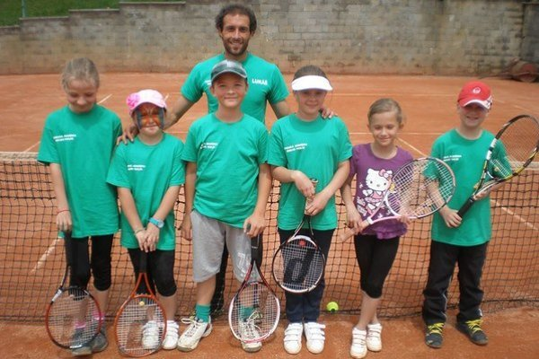Mladí tenisti majú za sebou mimoriadne úspešnú sezónu.