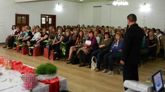Zdravotné sestry mali v Bojniciach slávnostné stretnutie.