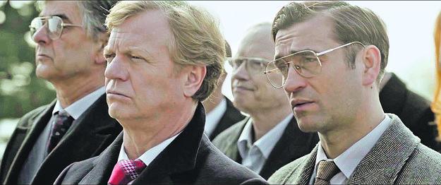 Snímok z filmu únos - Archív SME