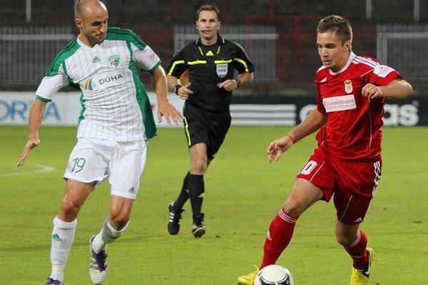 Medzi ťahúňov mužstva by mal patriť aj Jakub Považažanec.