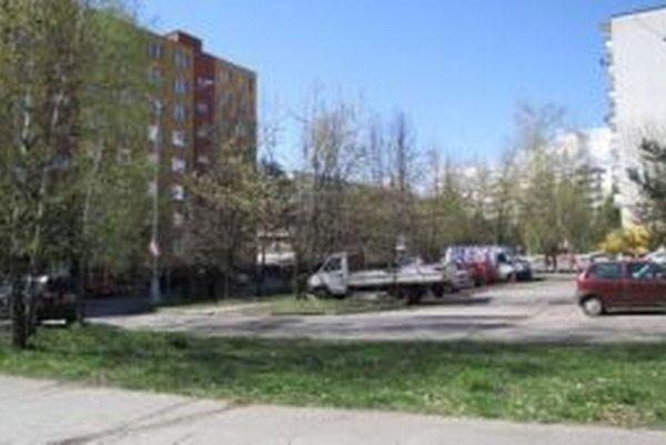 Jedným zo sporných bodov je aj plánovaná výstavba polyfunkčného objektu Tulipán v Radvani