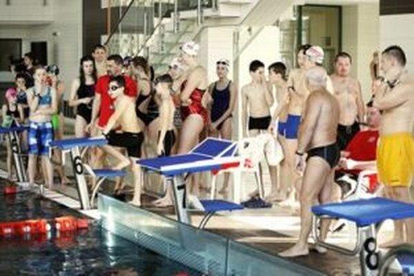 O plaveckú 24- hodinovku je už tradične záujem.