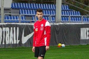 Futbalista Martin Adamec.