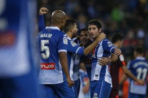 Espanyol ukončil dlhú sériu slávnejšieho mestského rivala.
