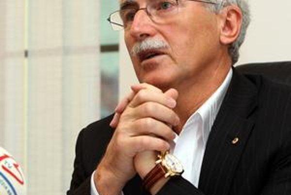 Doterajší predseda Banskobystrického kraja Milan Murgaš chce zostať čo najdlhšie.