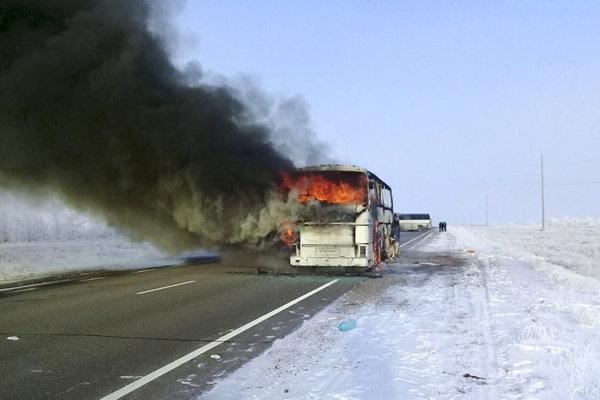 Požiar neprežilo 52 ľudí.