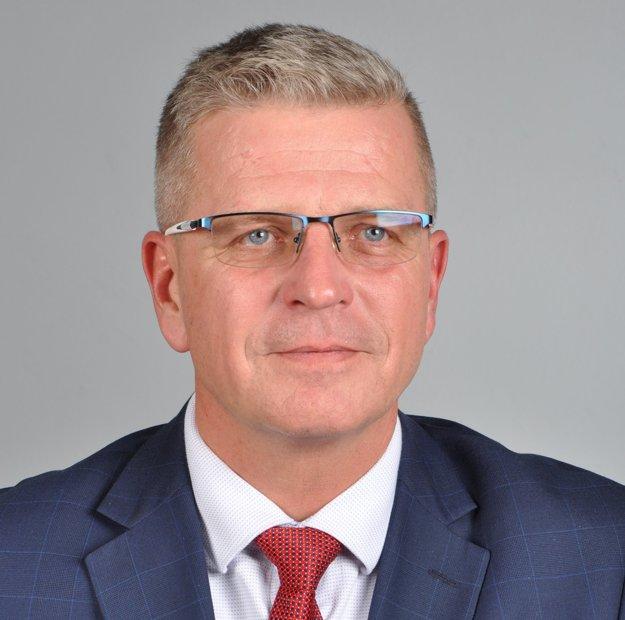 Aurel Gonščák, riaditeľ KR PZ v Žiline