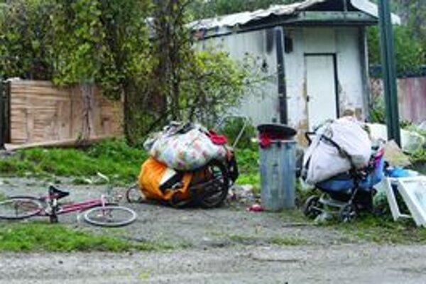V osade sú problémy s neoprávneným odberom elektriny.