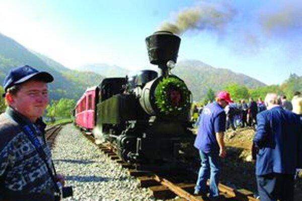 Čiernohorská železnica.