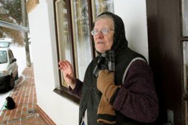 Rozália Štrbáková si spomína na chudobné, ale idylické Vianoce