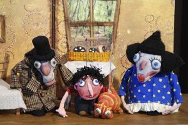 Aj v tejto sezóne ponúkne Bábkové divadlo na Rázcestí štyri zaujímavé premiéry pre deti a dospelých