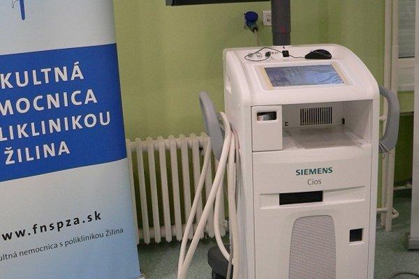 Nový prístroj uľahčí život najmä pacientom.