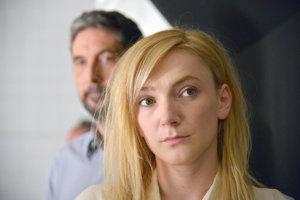 Alexandra Borbely vo filme O tele a duši.