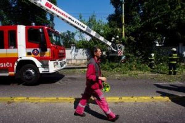 Mestskí hasiči budú pomáhať aj pri živelných pohromách