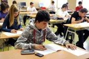 Deviataci v týchto dňoch absolvujú prijímačky na stredné školy.