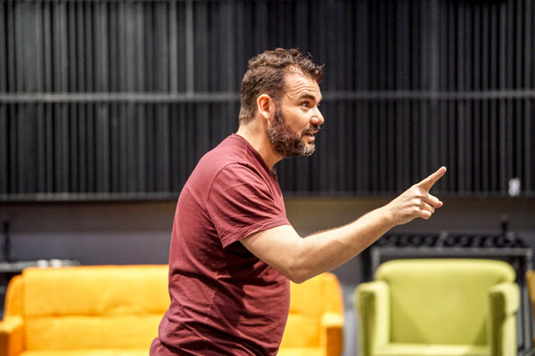 Americký režisér Daniel Kramer pripravil v SND operu Sadko.