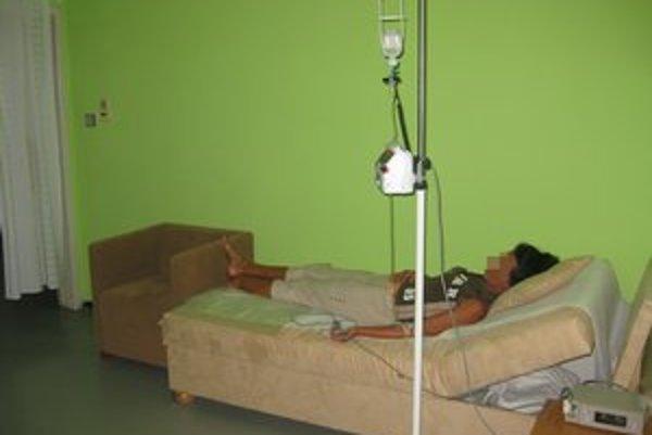 Nové, komfortné centrum pre liečbu sklerózy multiplex.
