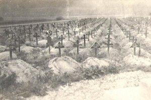 Z vojenského cintorína v Majeri sa do dnešných dní zachovalo iba torzo. Mesto by pri príležitosti stého výročia od konca vojny chcelo dať obetiam poctu aj zaujímavým Monumentom.