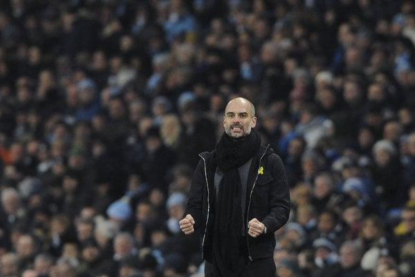 Pep Guardiola odkoučoval 500. stretnutie.