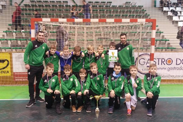 Víťaz turnaja FKM Nové Zámky