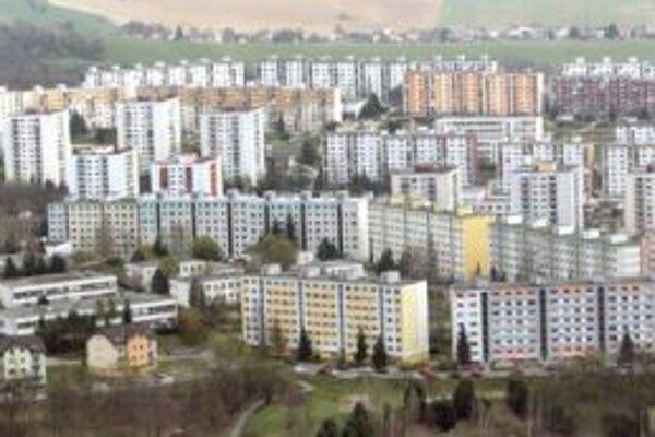Počet bytov, prerobených načierno, klesá
