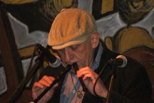 Jedným z významných hostí klubu bol aj hudobník Jiří Stivín