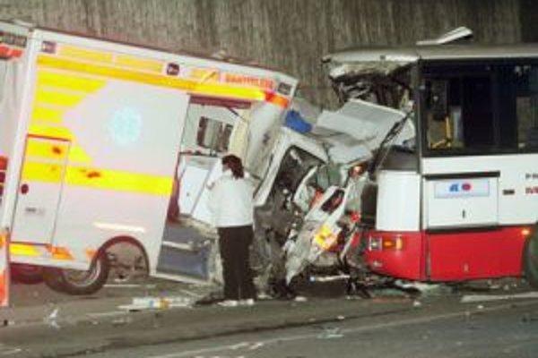 Tragická nehoda spred dvoch rokov