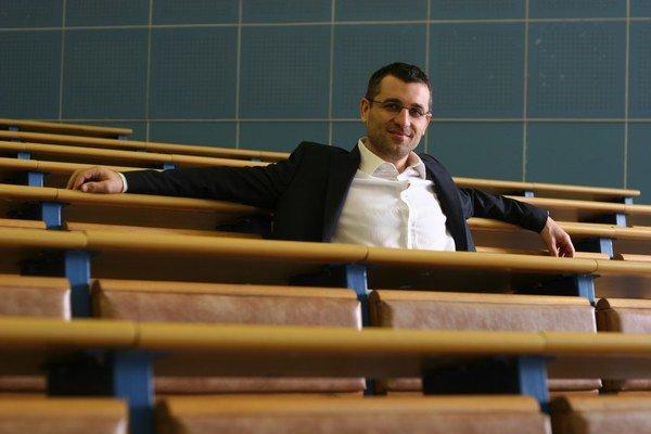 Pavel Škriniar považuje za chybu, že sa nehľadá spôsob ako prilákať žiakov k matematike.