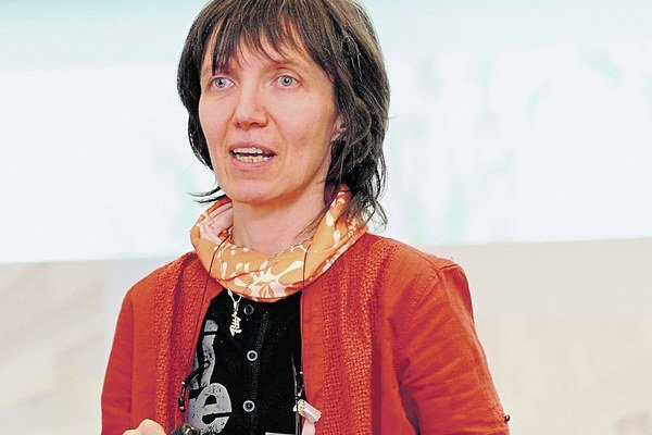Profesorka Mária Bieliková