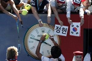 Čchung pobláznil Kóreu.
