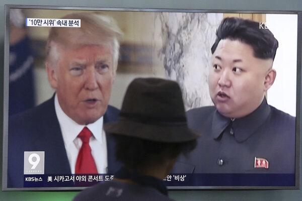 Američania uvalili na Severnú Kóreu ďalšie sankcie.