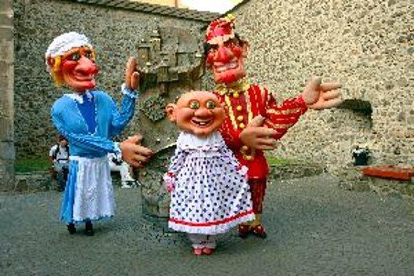 Obľúbené anglické bábky Punch, Judy & Baby boli pred rokom lákadlom festivalu