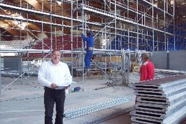 Štadión v Brezne zatiaľ nemá prisľúbené prostriedky na výstavbu