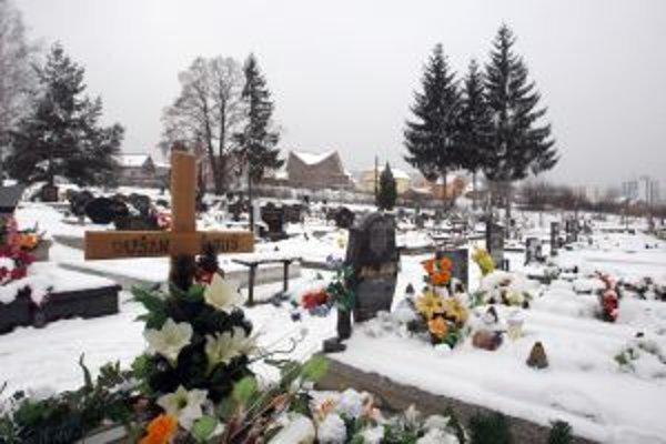 V budúcom roku sa môťovský cintorín dočká oplotenia.