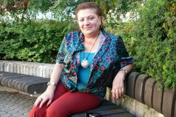 Julietta Minasajan si vo Zvolene opäť hľadá prácu.