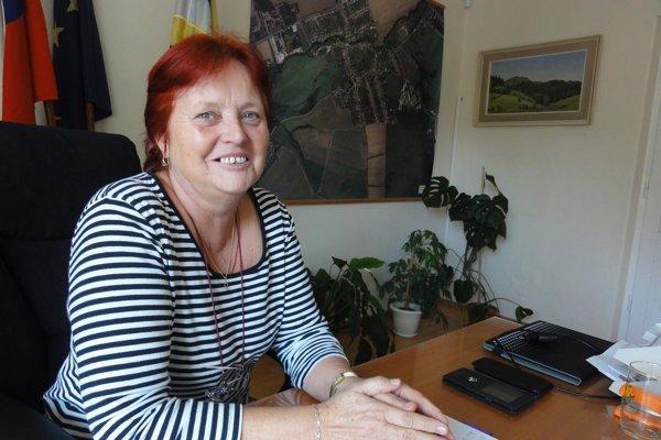Edita Grzybová je novou starostkou Žitavian.
