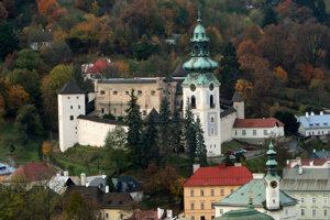 Páry si často vyberajú aj kulisy Starého zámku v Banskej Štiavnici.