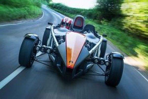 Ariel Atom už prekonal Ferrari i Porche.