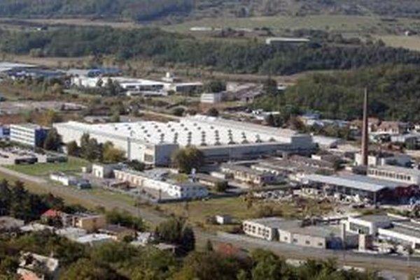 Krupinská fabrika.
