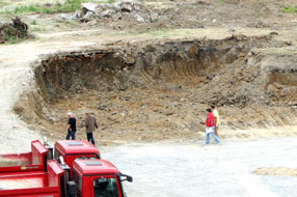 Stavebné práce začali bez toho, aby boli kontrolované zodpovedným archeológom.