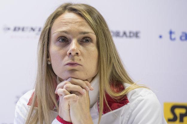 Magdaléna Rybáriková bude líderkou Sloveniek.