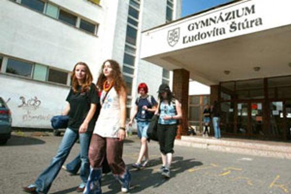Prvé začnú rekonštruovať gymnázium vo Zvolene.