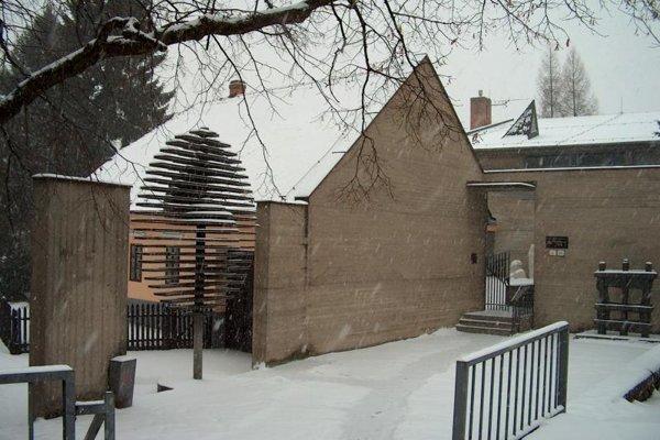 Budova múzea Slovenských národných rád.