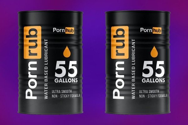 Pornhub ponúka mestu lubrikant na stĺpy.