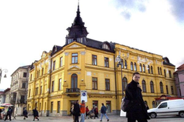 Sídlo Úradu Banskobystrického samosprávneho kraja.