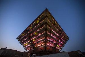 Budovu Slovenského rozhlasu navrhli architekti  Štefan Svetko, Štefan Ďurkovič a Barnabáš Kissling. Jej vymenovania za národnú pamiatku sa nedožili.